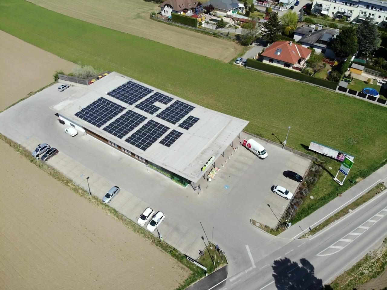 Photovoltaik-Bürger*innenbeteiligung bei ADEG Binder