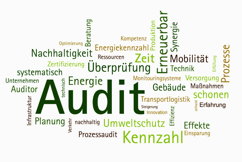 Energieaudit und Handel Energieeffizienzmaßnahmen Alpenland