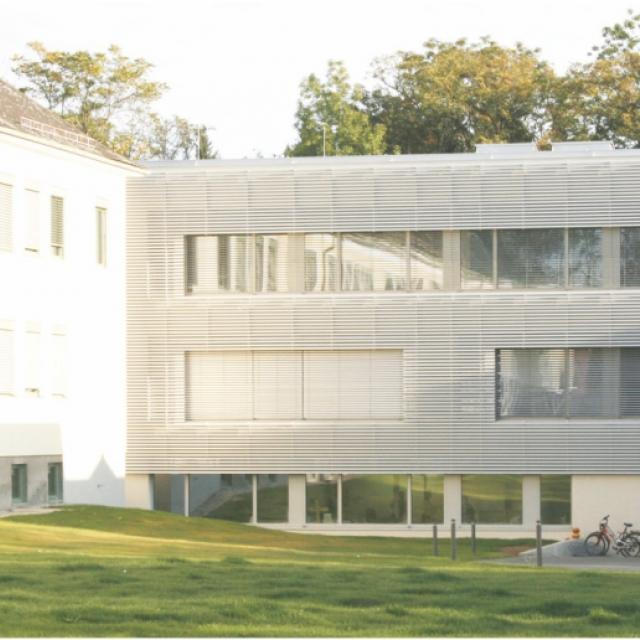 Elementary school Kirchberg / Wagram